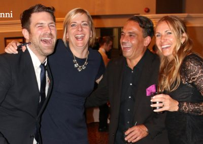 raising money with smiles and laughter for cancer research