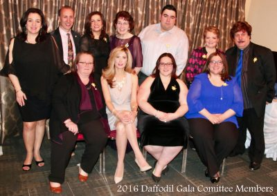 Daffodil Gala Committee 2016
